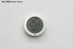 小米发布蓝牙温湿度计 可自动操控空