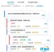 中国中车关联企业入股北京石墨烯技