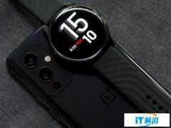 精致外表下的专业健康监测 OnePlus Watch评测
