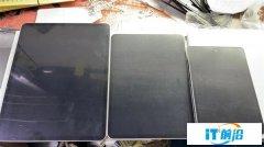 iPad mini 6和iPad Pro 2021真机谍照曝光!