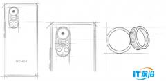 荣耀50系列设计草图曝光:直指华为P40?新设计或引领潮流