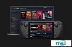 Valve发布Steam Deck掌机,将于7月16日预